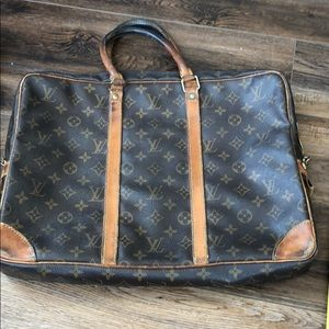 Louis Vuitton Monogram Briefcase # 79